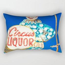 Circus Liquor - Burbank, CA Rectangular Pillow