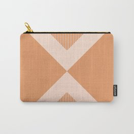 X Honey & Blush Carry-All Pouch