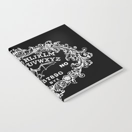 Bat Ouija Notebook