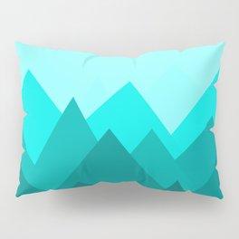 Simple Montains Pillow Sham