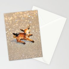 It's Snowing, my Deer Stationery Cards