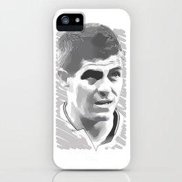 World Cup Edition - Steven Gerrard / England iPhone Case