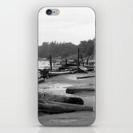 Dead drift iPhone Skin
