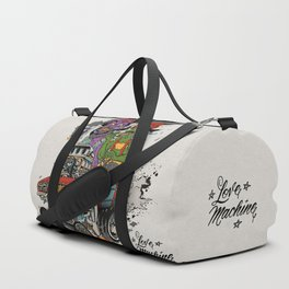 Cheech & Chong Love Machine Duffle Bag