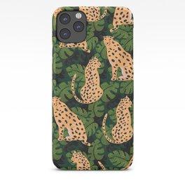 Cheetah Pattern iPhone Case