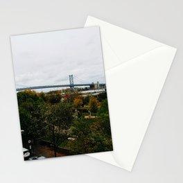 Autumn in Philadelphia Stationery Cards