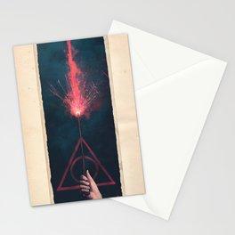 Expelliarmus Stationery Cards
