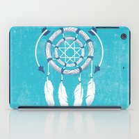 dreamcatcher iPad Cases featuring Dreamcatcher  by DCWing