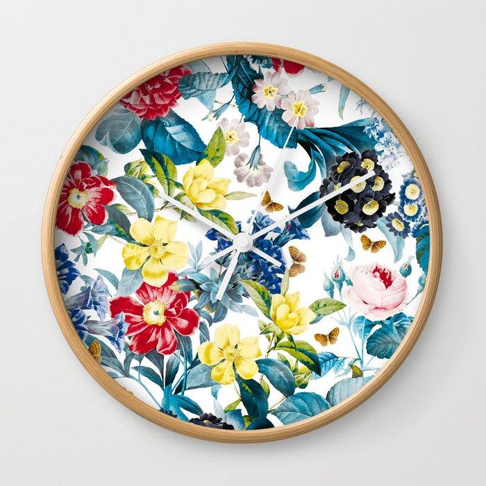 Spring-Summer Botanical Pattern