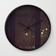 Something About The Rain Wall Clock