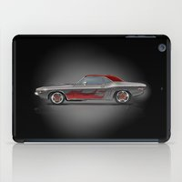 muscle iPad Cases featuring muscle by ErsanYagiz