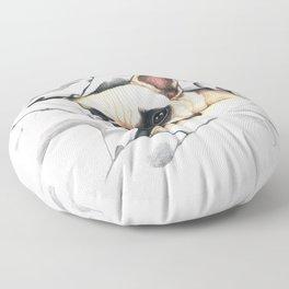 French Bulldog - F.I.P. - Miuda Frenchie Floor Pillow