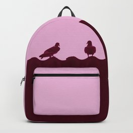 Dove - pink Backpack