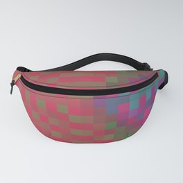 PiXeLaTeD ALL the WaYy Fanny Pack