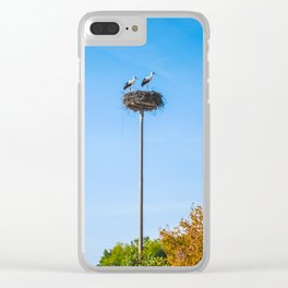 Storks! It's a ...  Clear iPhone Case