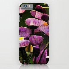 Abstract Wldflowers Slim Case iPhone 6s