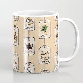 Tea Tag Time Coffee Mug