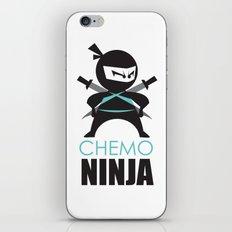 Chemo Ninja iPhone Skin
