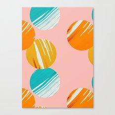 yvonne Canvas Print