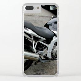 If You Knew Suzuki... Clear iPhone Case
