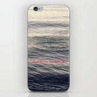 hakuna iPhone & iPod Skins featuring Hakuna Matata by Christine Hall