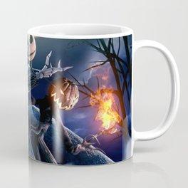 Skellington Christmas Coffee Mug