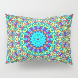 kaleidoscope Crystal Mandala G517 Pillow Sham