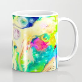 I Love the Flower Girl Coffee Mug