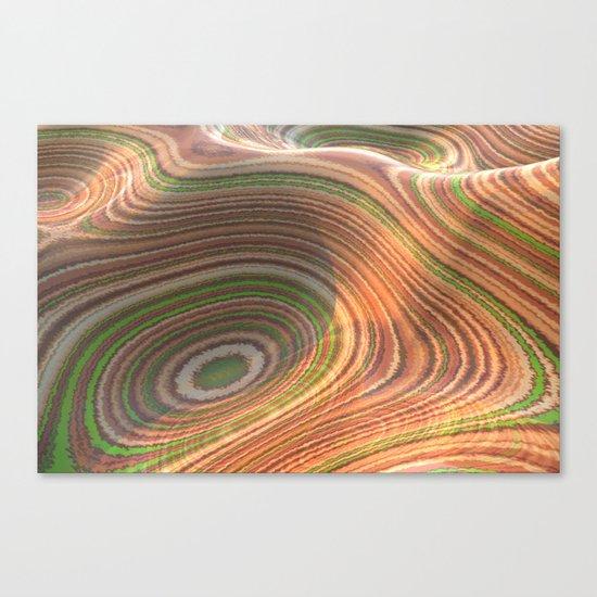 Wavy_Gravy Canvas Print