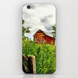 Harpers Barn iPhone Skin