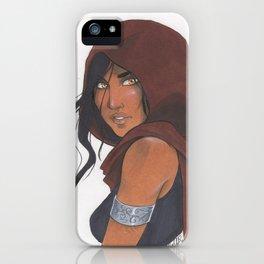 Laia of Serra iPhone Case