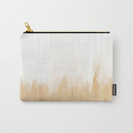 Scandinavian White Carry-All Pouch