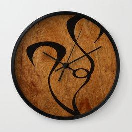 Cham E Wall Clock