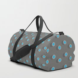 3D Dotted Pattern II Duffle Bag