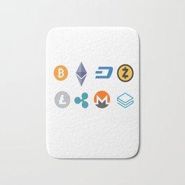Cryptocurrencies Bath Mat