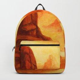Mystic Canyon - National Park USA Backpack