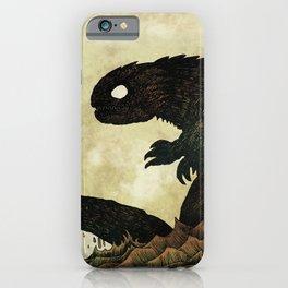 Leviathan & Ship iPhone Case