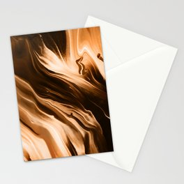 ABSTRACT PAINTING I Stationery Cards