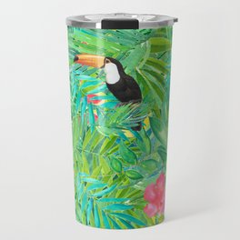 Foret tropicale Travel Mug