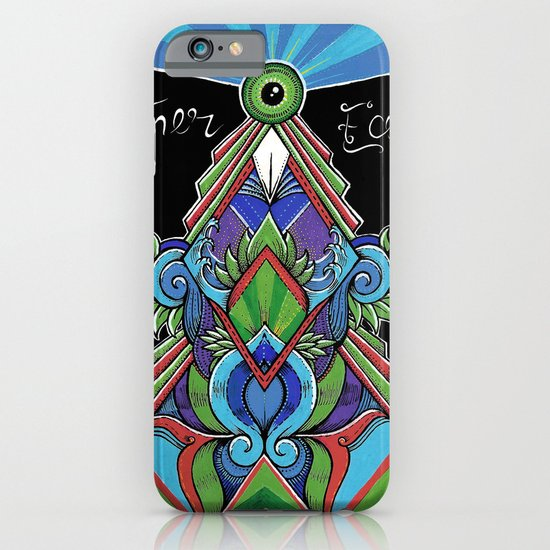 Mother Earth iPhone & iPod Case