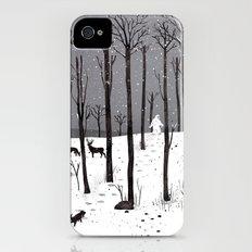 Mister Yeti's Great Escape iPhone (4, 4s) Slim Case