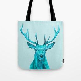 Blue Guardian Tote Bag