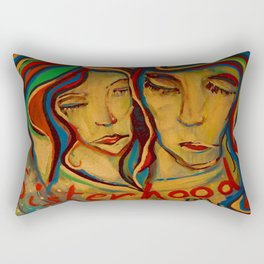 sisterhood Rectangular Pillow