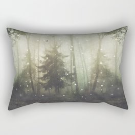 wonders and mysteries Rectangular Pillow
