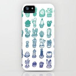 Cactus Club iPhone Case