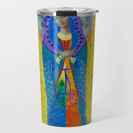 "Mary: ""Let it Be"" Travel Mug"