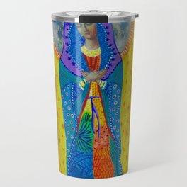 "Mary: ""Let it Be"" Travel Mug"