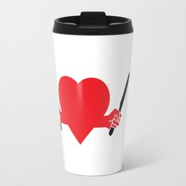 Hungry heart Travel Mug