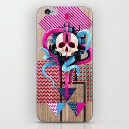 BeautifulDecay II iPhone Skin