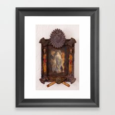 Memoria In Aeterna Framed Art Print